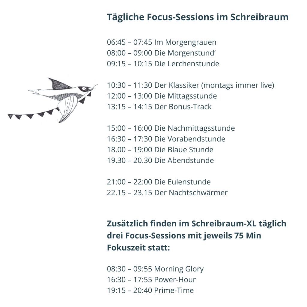 Focus-Session Plan TWA Okt 21